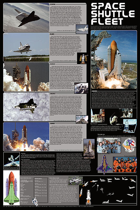 space shuttle fleet names - photo #4
